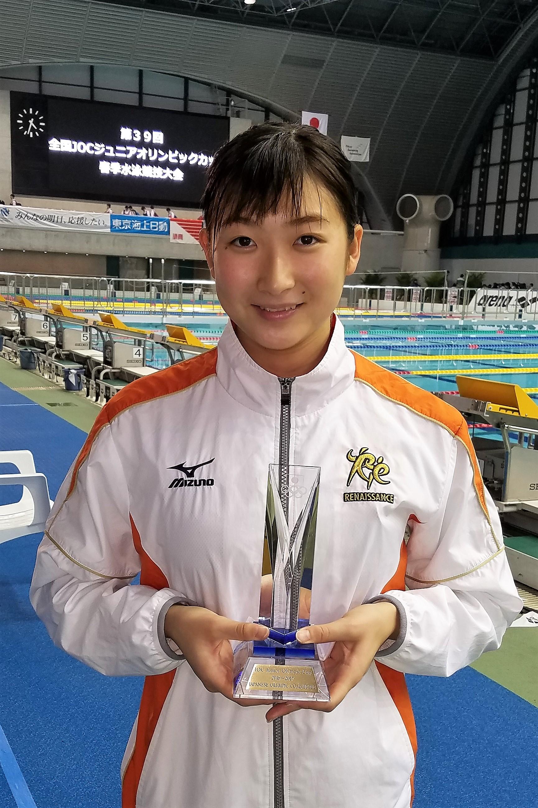 春季JO優秀選手(競泳) | 東京...